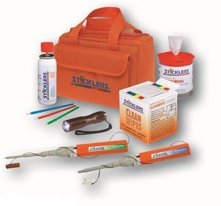 Sticklers® MCC-FK08 Fiber Cleaning Kit