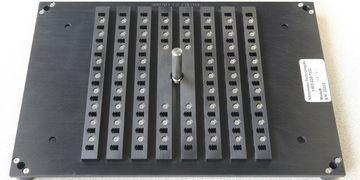 Nanometer 96 connector Fiber Optic Polisher