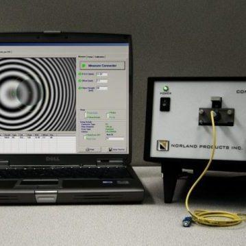 pc apc auto pass fail low cost endface geometry interferometer
