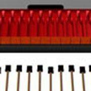 Fiber Optic Curing Oven